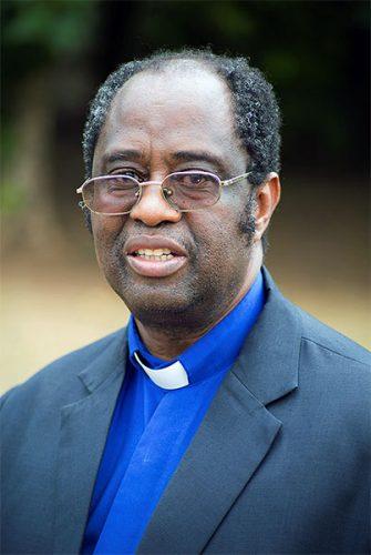 Rev. Dr. Setri Nyomi