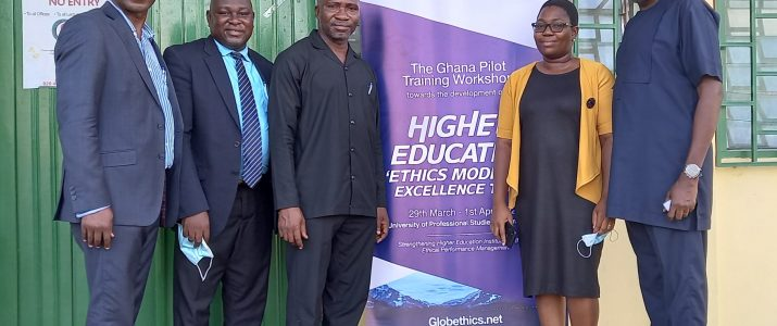 EPUC ORGANISES SEMINAR ON ETHICS MODEL OF EXCELLENCE TOOL IN HIGHER EDUCATION