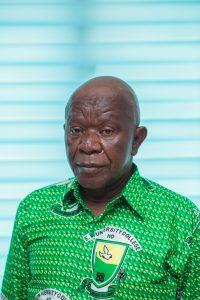 Mr. Ernest Mawuli Agbesi