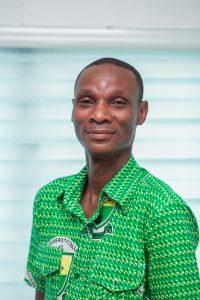 Mr. Peter Atseku