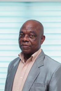 Mr. O. W. K. Adom, Ag. Registrar, E. P. University College